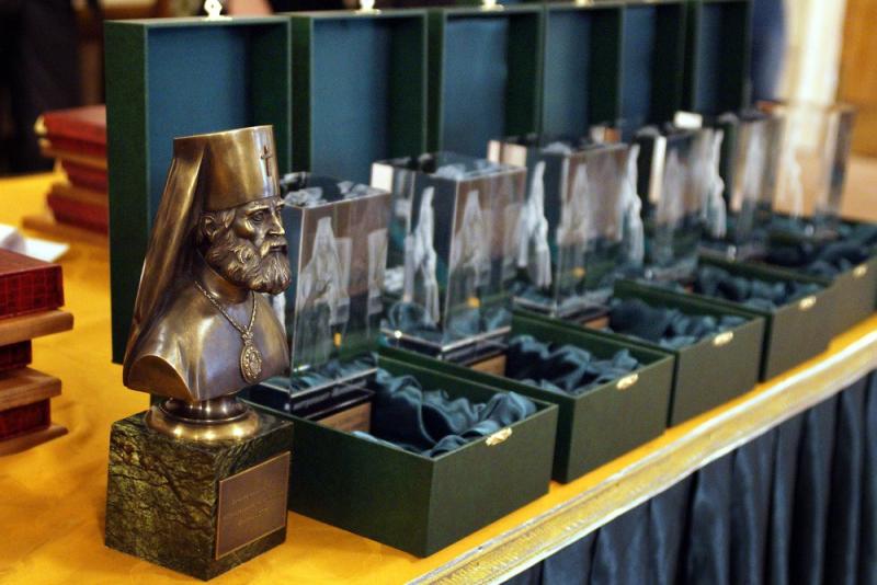 Итоги премии «Просвещение через книгу»-2019