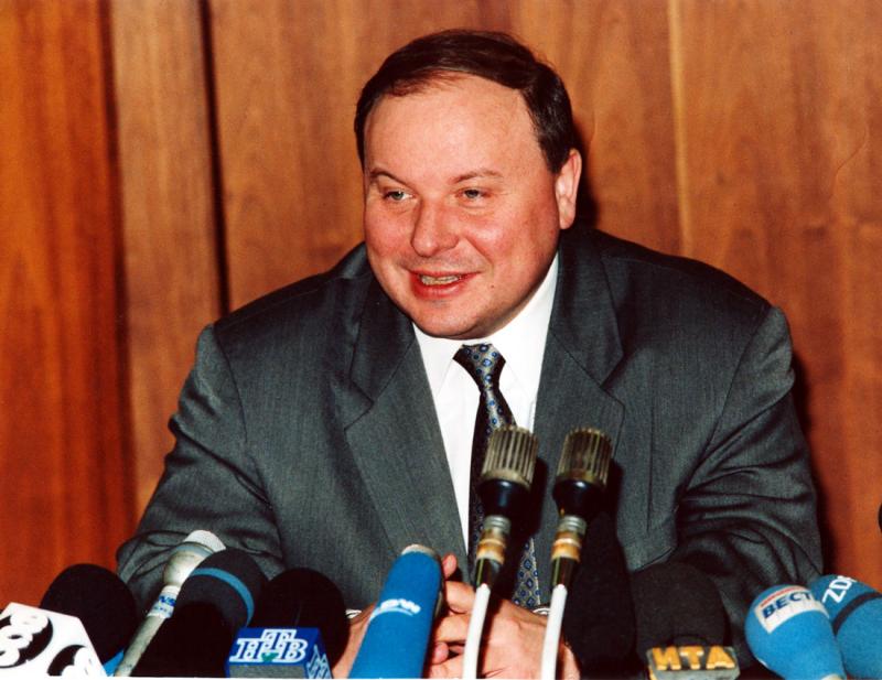 Знаменитый вратарь «Динамо» Владимир Пильгуй