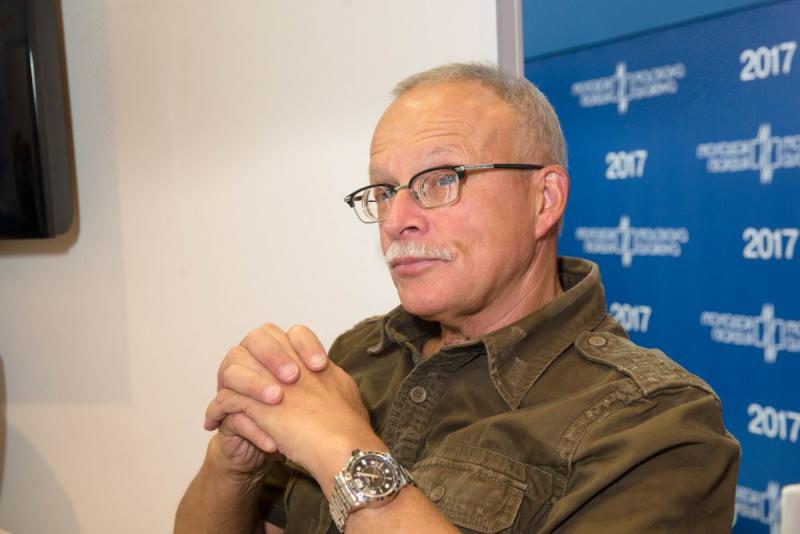 В мероприятии также принял участие автор множества книг «ЖЗЛ», доктор исторических наук Игорь Курукин