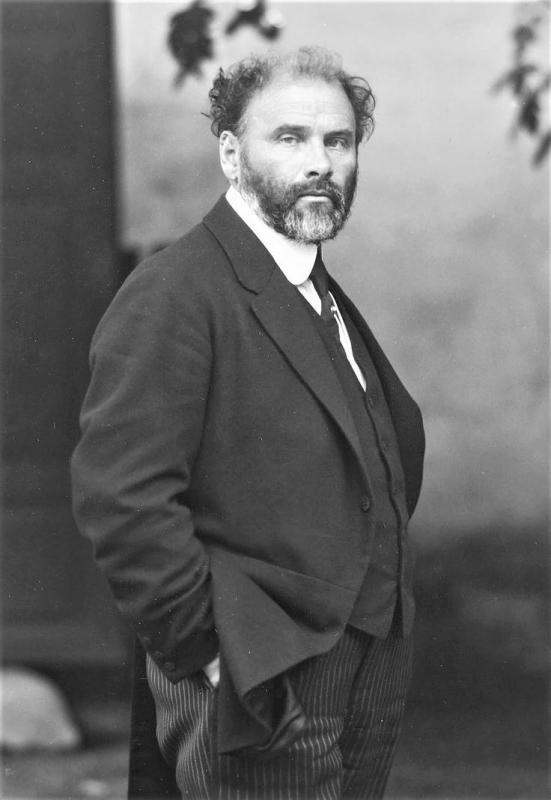 Великий австрийский художник, основатель венского югендстиля Густава Климта (1862—1918)