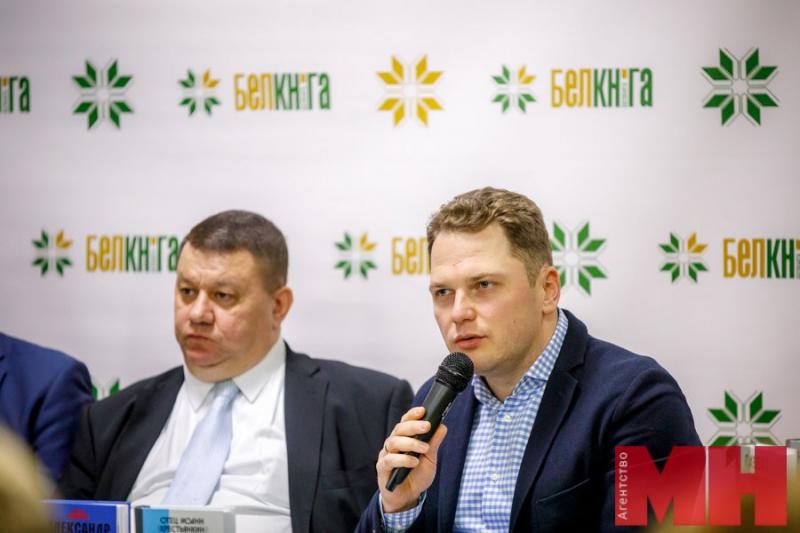 Исполнительный директор издательства «Молодая гвардия» Роман Косыгин