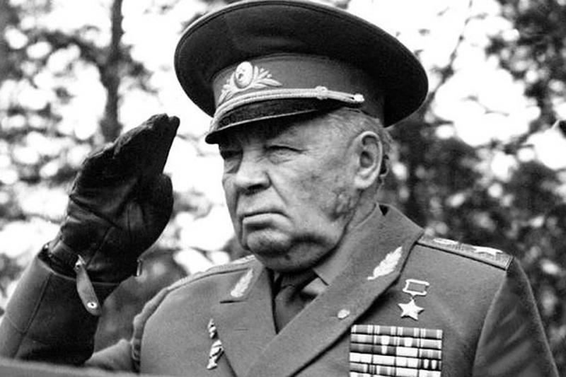 Василий Маргелов: «Оружие, как и женщину, нужно трогать как можно чаще»