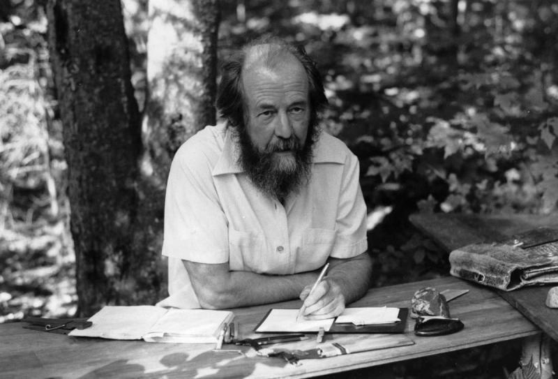 11 декабря исполнилось 100 лет со дня рождения Александра Солженицына