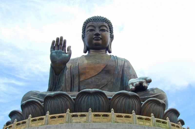 «Будда одним из первых на Земле противопоставил силу духа культу силы».