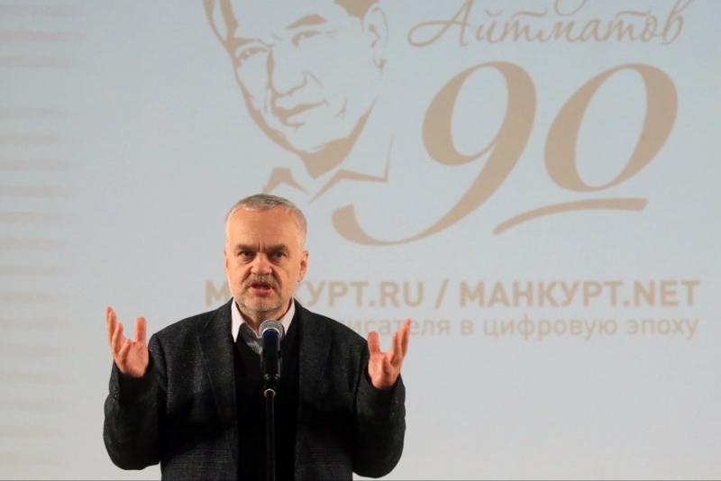 Ректор Литературного института Алексей Варламов
