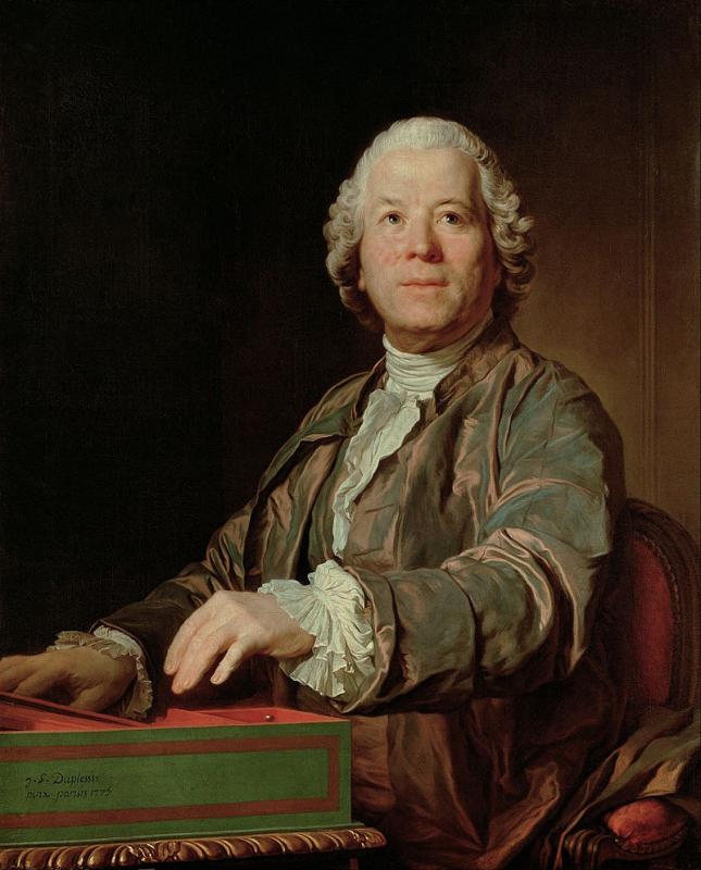 Кристоф Виллибальд Глюк (1714—1787)