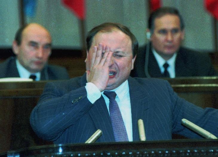 Андрей Колесников и Борис Минаев представили свою книгу «Егор Гайдар» на радио «Комсомольская правда»