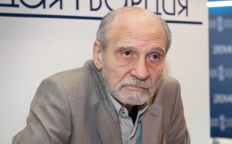К 95-летию «Молодой гвардии»: Илья Фаликов