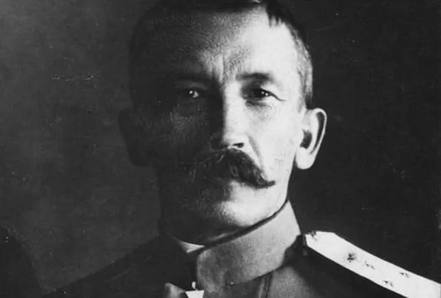 Герой русской катастрофы 1917 года
