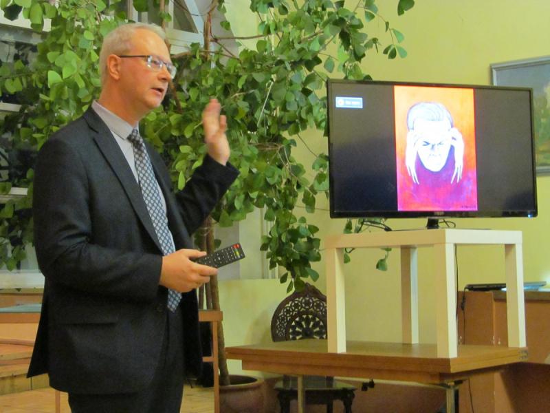 Павел Фокин, автор книги «Александр Зиновьев: Прометей отвергнутый»