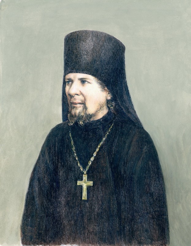 Преподобный Нектарий Оптинский (Тихонов, 1853—1928)