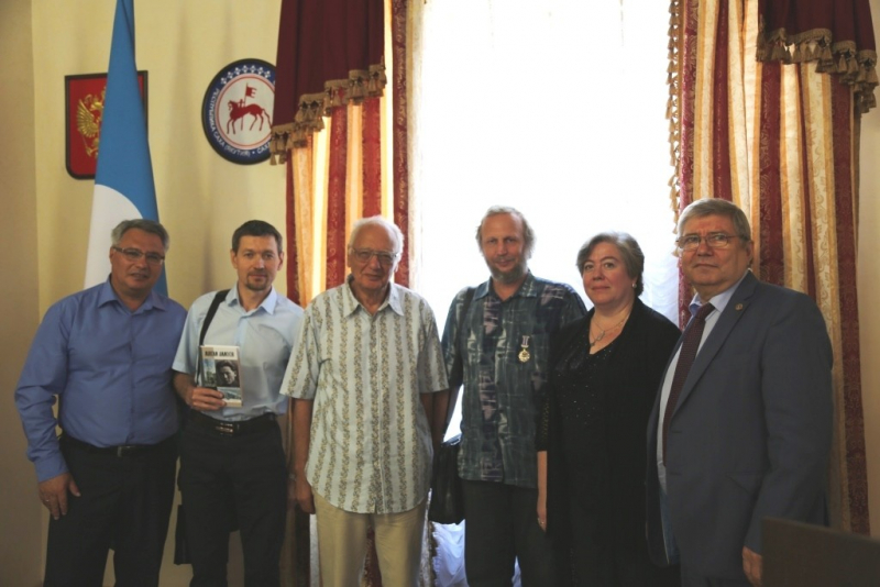 Встреча в постпредстве Республики Саха