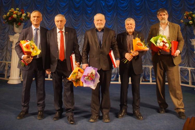 Валерий Хайрюзов награжден премией им. В. Г. Распутина