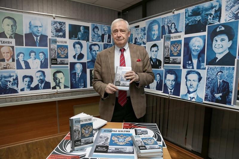 К 95-летию «Молодой гвардии»: Николай Долгополов
