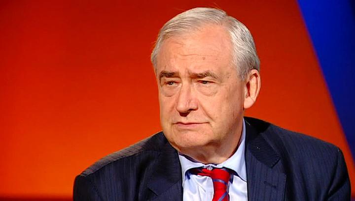 Николай Долгополов на телеканале «Просвещение»
