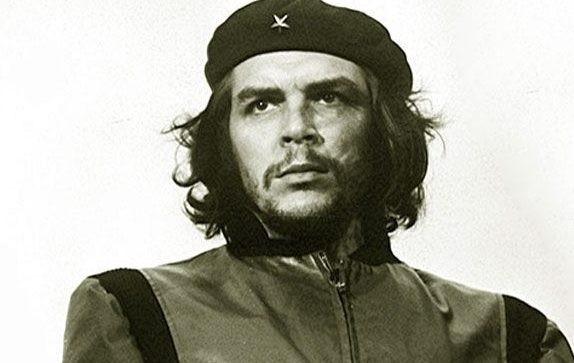 Че Гевара: «Мерцая красным светом… »