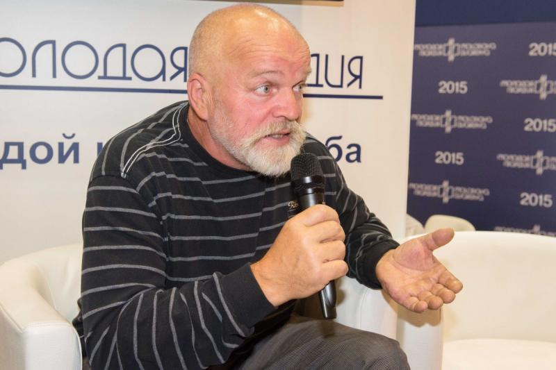Сергей Михеенков: «Нельзя, чтобы из-под пера шли формованные кирпичи»