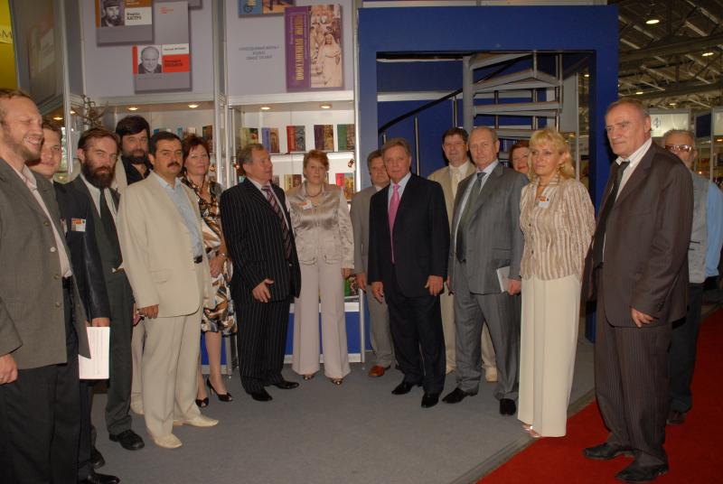 Молодогвардейцы с Борисом Всеволодовичем Громовым
