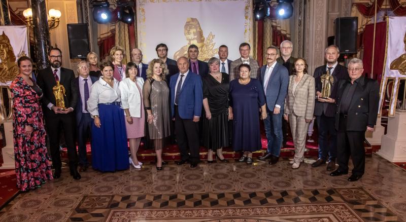 2 сентября в Петербурге состоялось вручение 16-й Всероссийской историко-литературной премии «Александр Невский»