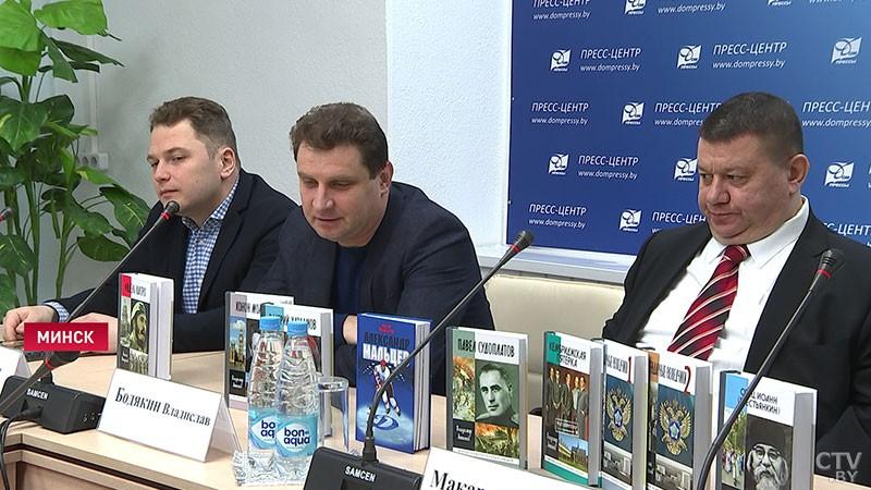 Молодогвардейцы договорились о сотрудничестве с торговой сетью «Белкнига». Теперь наши книги в Беларуси станут значительно дешевле