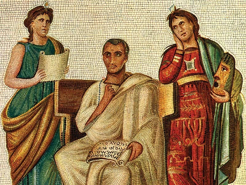Вергилий – на все времена. Жизнеописание главного поэта Рима