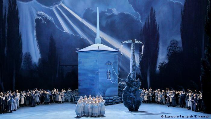«Лоэнгрин» действительно очень живописная опера