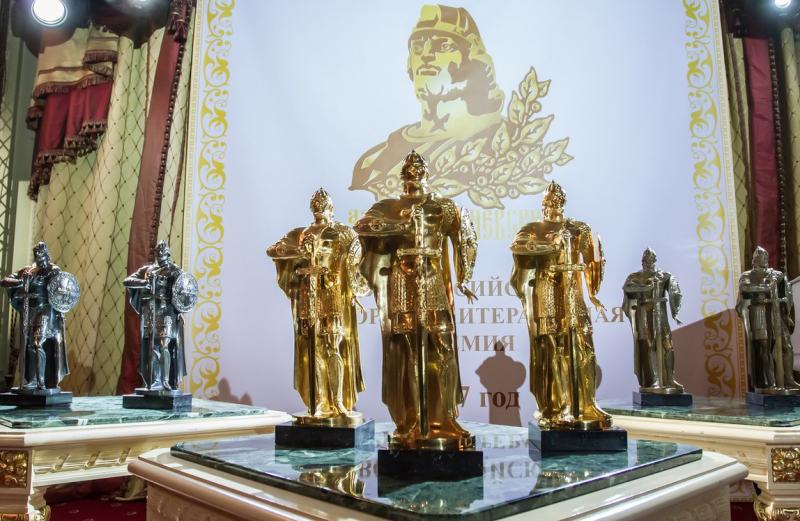 Поздравляем лауреатов премии «Александр Невский»!