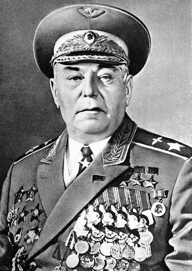 Маршал авиации А. И. Покрышкин