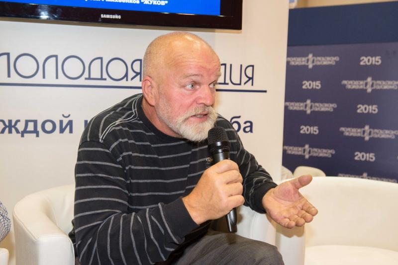 Встреча с Сергеем Михеенковым