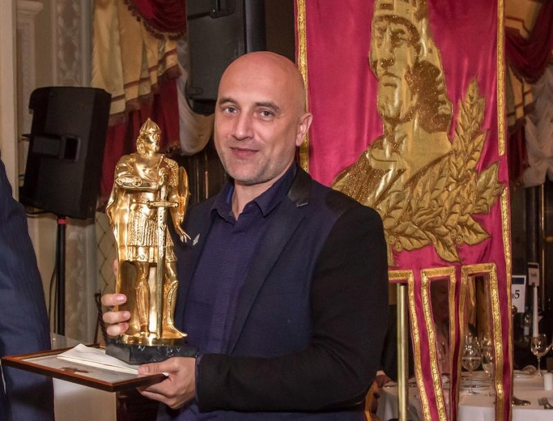 Захар Прилепин лауреат премии