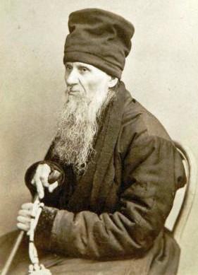 Преподобный Амвросий Оптинский (Гренков, 1812—1891)