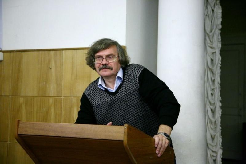 21 сентября исполняется 65 лет нашему автору, писателю и историку литературы Сергею Романовичу Федякину