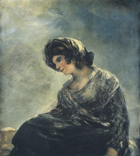 ...и «Молочница» (1825–1827)