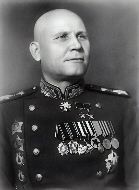 Иван Степанович Конев (1897—1973)