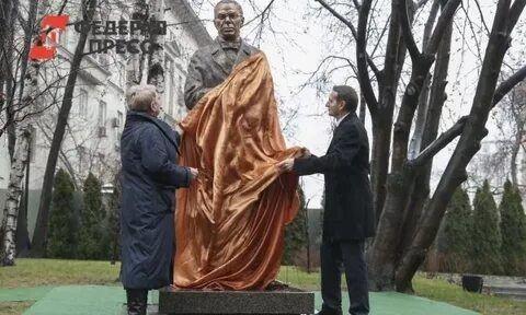 В Москве открыли памятник Петру Вяземскому