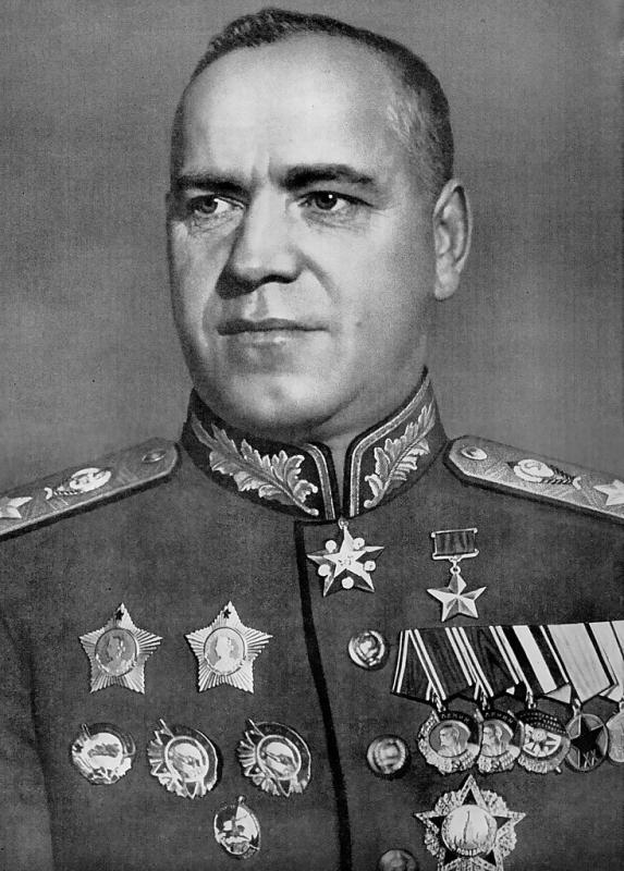 Георгий Константинович Жуков (1896—1974)