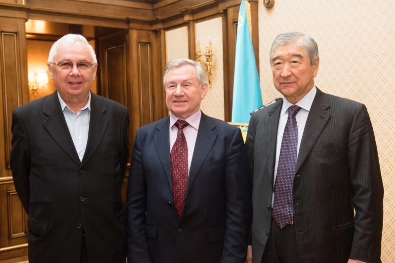 О Казахстане, устремленном в будущее