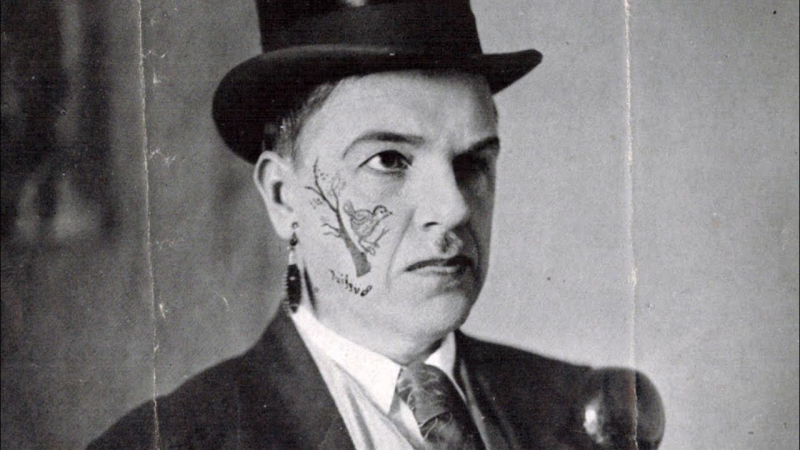 Буржуа против революционера. Отец русского футуризма осуществил американскую мечту