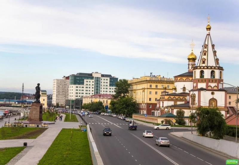 «Молодая гвардия» в Иркутске