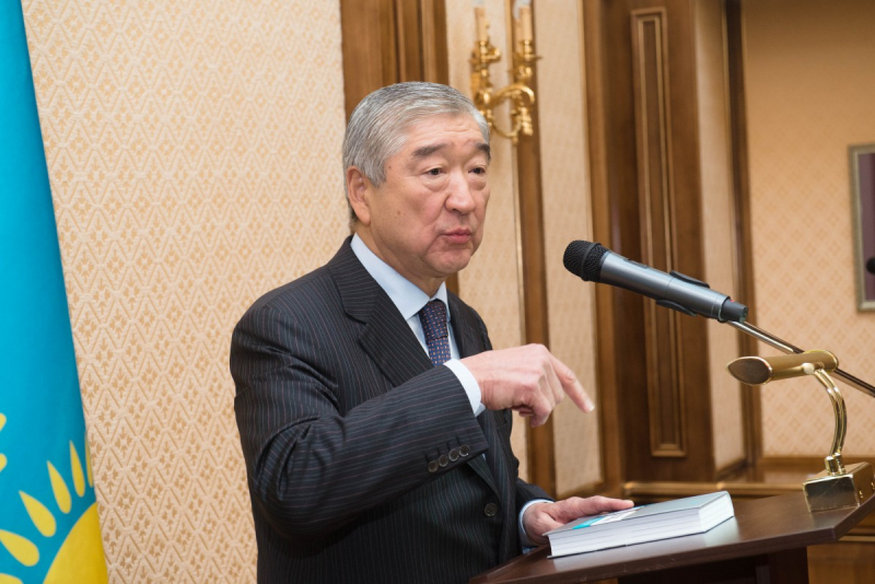 От полпреда Тюрякулова – к президенту Назарбаеву