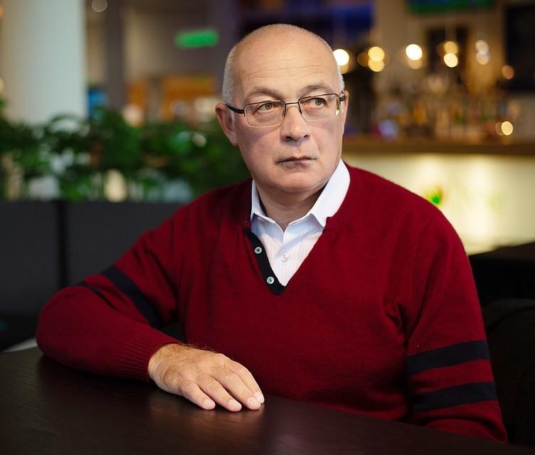 20 сентября отмечает 65-летие наш автор, известный историк и культуролог Семен Аркадьевич Экштут