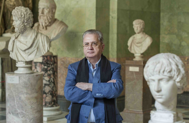 Борис Тарасов получил награду из рук Патриарха Московского и всея Руси Кирилла