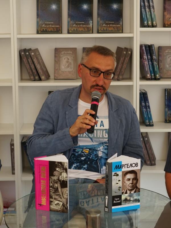Своими глазами: Александр Васькин и Сергей Михеенков на «Красной площади-2019»