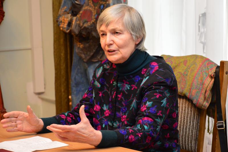Поздравляем Алевтину Кузичеву!