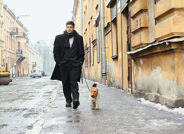 Кадры из фильма  Алексея Германа-младшего «Довлатов»