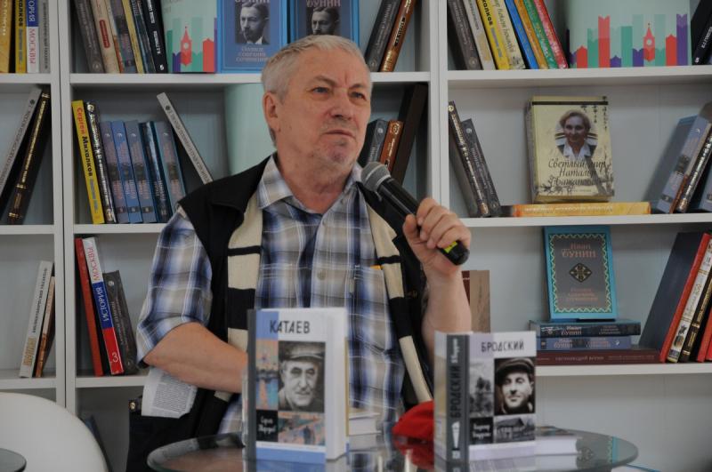16 февраля исполнилось 75 лет нашему автору, известному публицисту, критику, историку литературы Владимиру Бондаренко