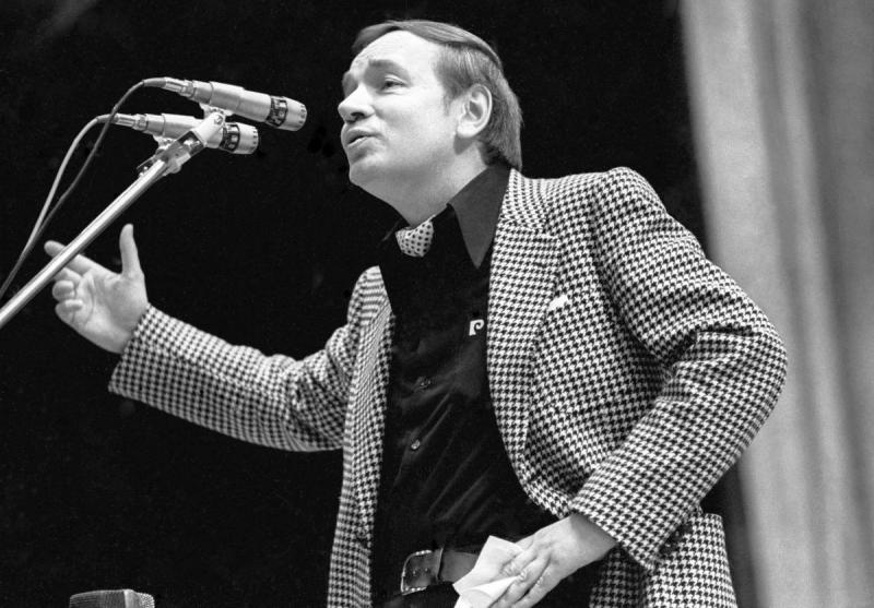 В Москве открыт музей и культурный центр Андрея Вознесенского. 12 мая одному из известнейших отечественных поэтов середины ХХ века исполнилось бы 85 лет