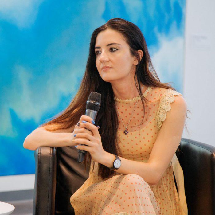 Алиса Ганиева рассказала о своей книге «Ее Лиличество Брик на фоне Люциферова века» порталу «Новая Сибирь»