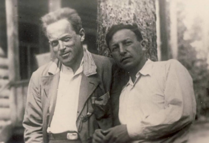 «Независимая газета» — о биографии Вениамина Каверина