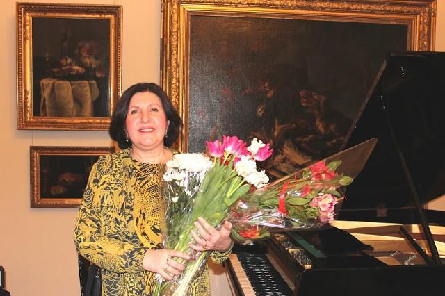 Ольга Ковалик в программе «Закулисье»